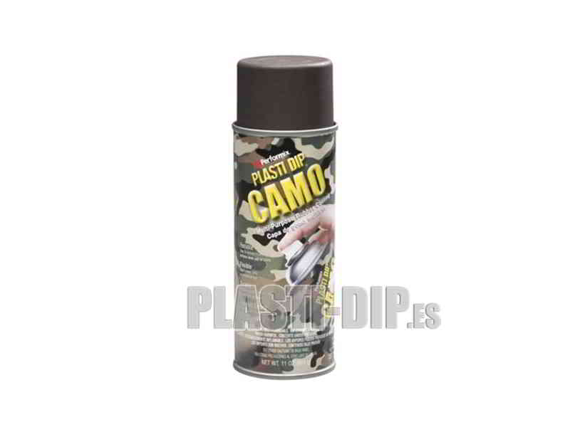 Plasti Dip Gomme de Protection en Spray Marron